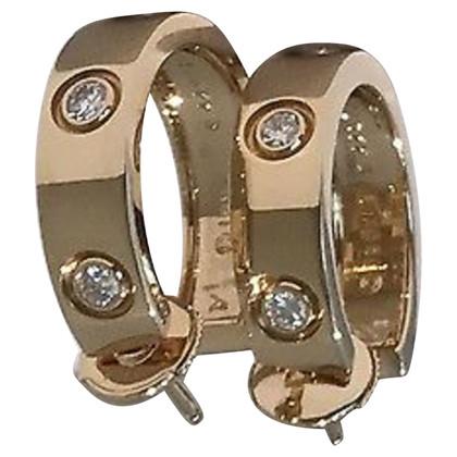 Cartier Ohrringe aus 18k Gold