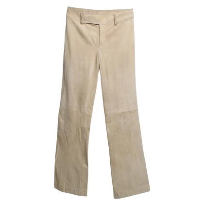 Gucci pants Suede