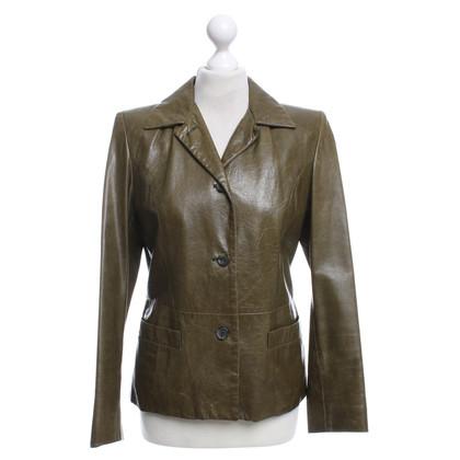 Andere merken John Preston - lederen jas in used-look