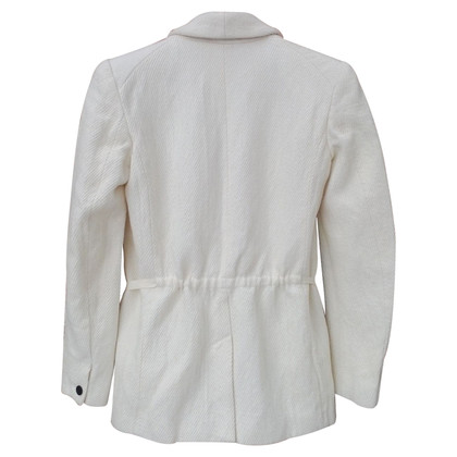 Isabel Marant Linen/wool jacket