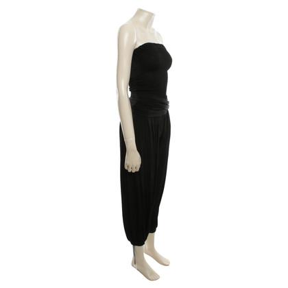 Elisabetta Franchi jumpsuit zwart