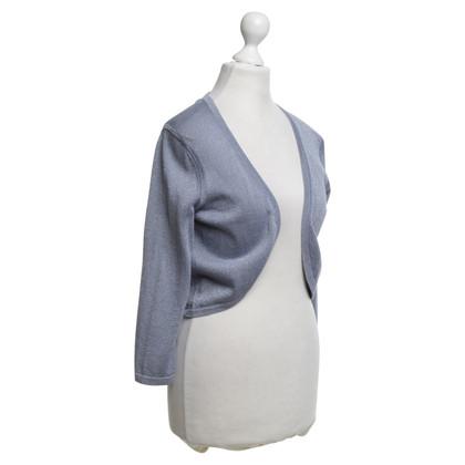 Hobbs Korte jas in blauw / grijs