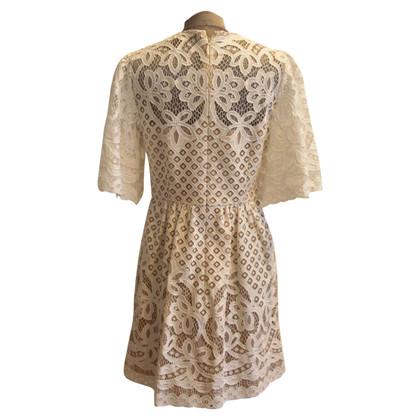 BCBG Max Azria Kant jurk