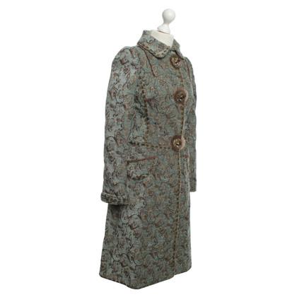 Andere Marke Hoss - Mantel aus Brokatstoff