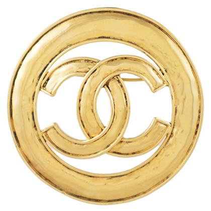 Chanel Circular brooch