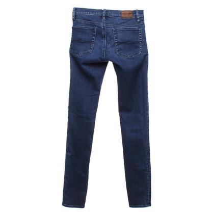 Ralph Lauren Skinny jeans met wasmachine