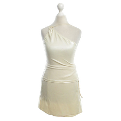 Ferre Top & skirt in cream