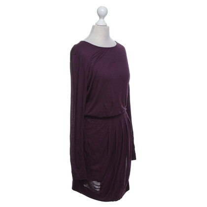 By Malene Birger Kleid in Violett