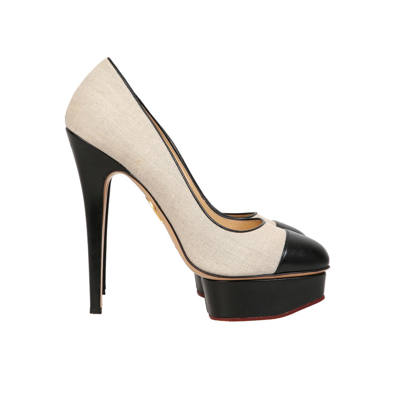 Used Charlotte Olympia High heel pumps for sale in New York