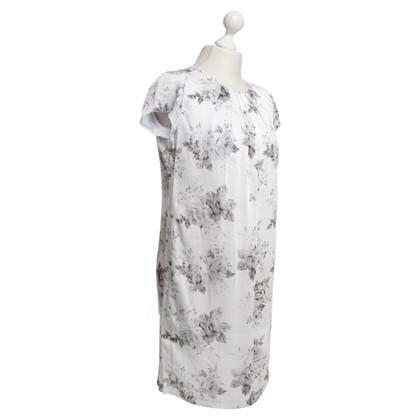Set Kleid mit floralem Muster