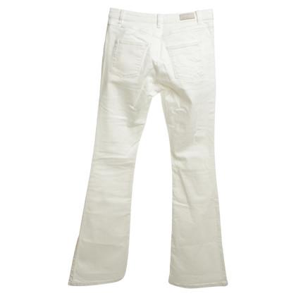 Set Ausgestellte Jeanshose