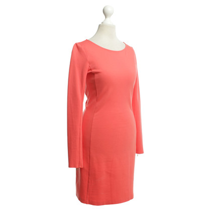 Andere Marke Theory - Kleid in Korallrot