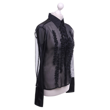 Ferre Blouse in black
