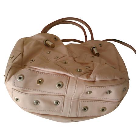 Dolce & Gabbana Handtasche aus Leder Rosa / Pink Steckdose Versorgungs Bestes Großhandel Online Versorgung Verkauf Online dGfRz
