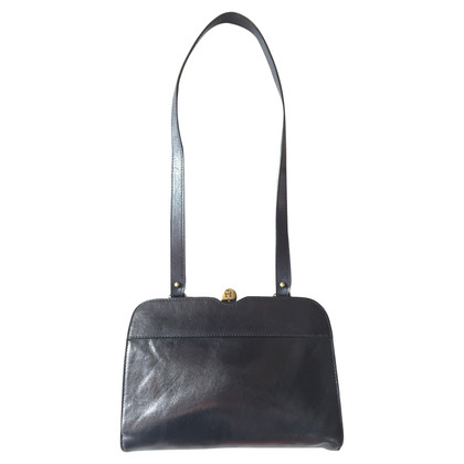 Aigner Black evening bag