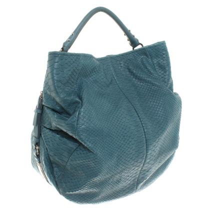 Sergio Rossi Handbag in turquoise