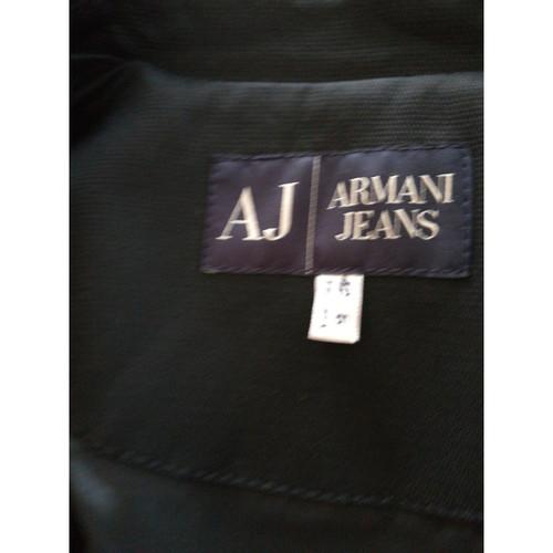 reputable site d51c5 63e43 Armani Jeans Costume en Noir - Acheter Armani Jeans Costume ...