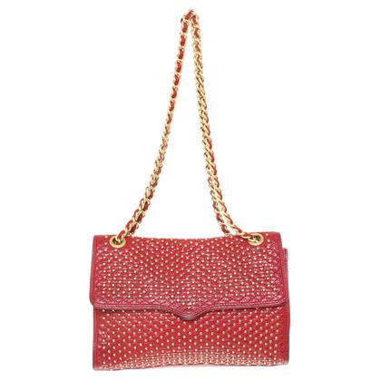 Rebecca Minkoff Shoulder bag in red