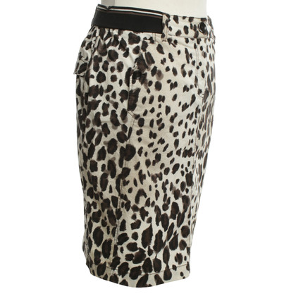Marc Cain skirt in Animal Design