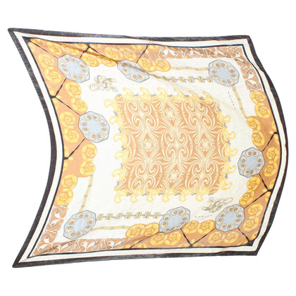 Carven silk scarf