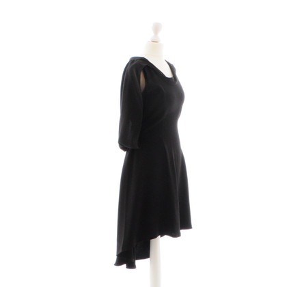 Gaspard Yurkievich Black Cape dress