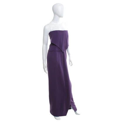 Giorgio Armani Evening dress in purple