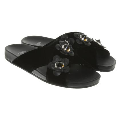 Fendi Sandals in zwart