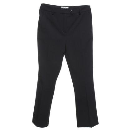 Piu & Piu 7 / 8-trousers in black