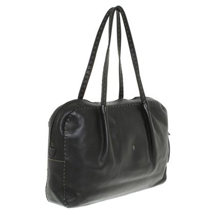 Henry Beguelin Handtasche aus Leder
