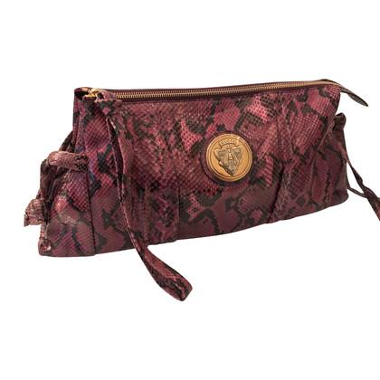 Gucci clutch Python Leather