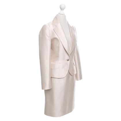 Dolce & Gabbana Costume de soie sauvage