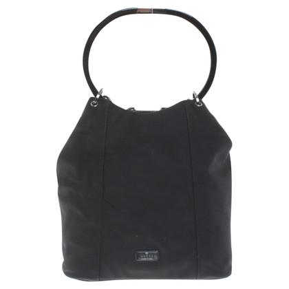 Gucci Kleine Handtasche in Schwarz
