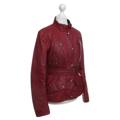 Belstaff Jacket in red