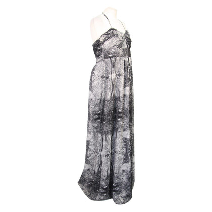 Ted Baker Floor length dress with pattern