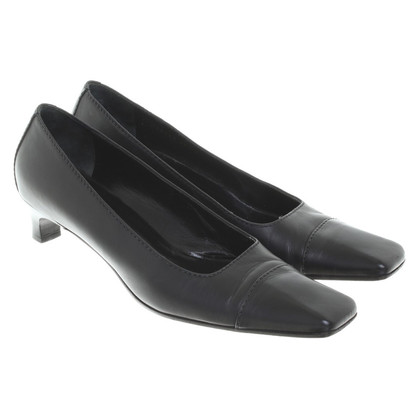 Gucci Lederen pumps in zwart
