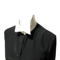 Ralph Lauren Silk blouse with white collar