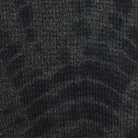 Grau Cinque in Cinque Grau Blau Strickjacke Strickjacke in P0FqF