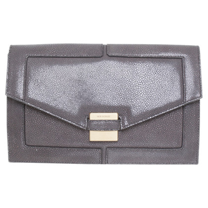 Neil Barrett Shoulder bag in dark gray