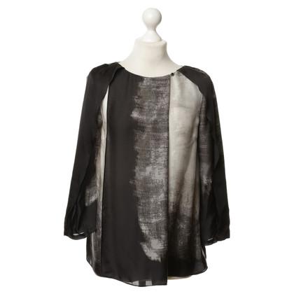 Halston Heritage Silk blouse