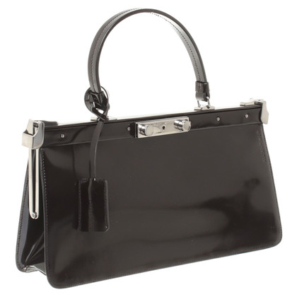 Jil Sander Handbag in dark brown