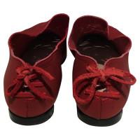 Opening Ceremony Ballerinas in Rot