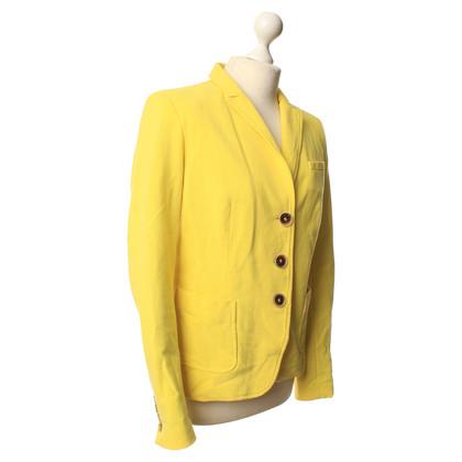 Cinque Blazer in giallo