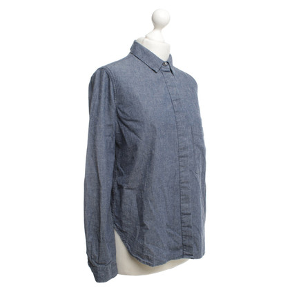 Closed camicia di jeans in azzurro