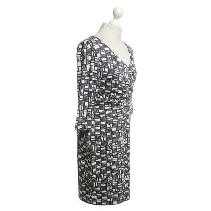 Other Designer Elise Gug - dress with pattern