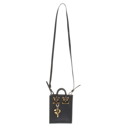 Sophie Hulme Bag in zwart