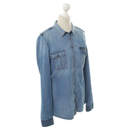 Burberry Denim blouse