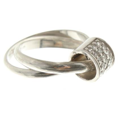Armani Ring in silver