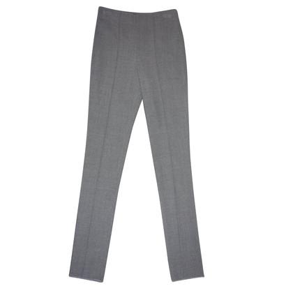 Missoni Wollen broek in grijs