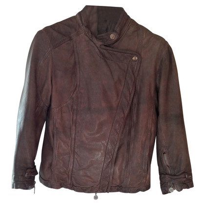 Patrizia Pepe giacca in pelle