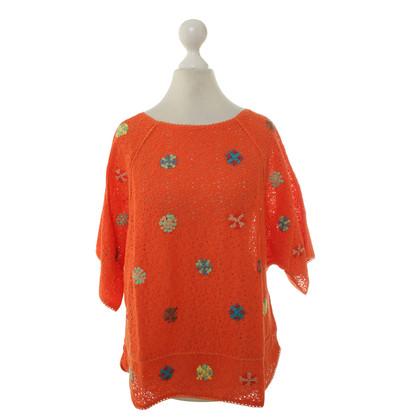 Hoss Intropia Overhemd met bloemenpatroon